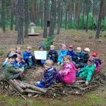 Waldwoche - Gruppe